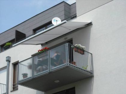Markýza na balkón