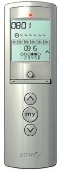 Dálkový ovladač Somfy Telis Chronis RTS