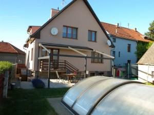 Stažená střecha i bok 1