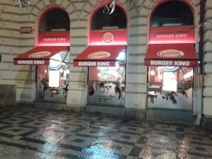 Realizace markýzy Rimini v centru Prahy 1
