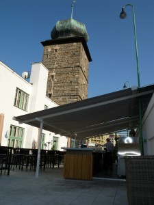 Realizace markýzy Veranda Box na Mánesu 4