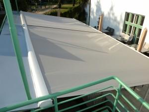 Realizace markýzy Veranda Box na Mánesu 2